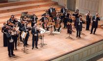 Bild: Hamburger Camerata - 5. Orchesterkonzert der Mozart-Gesellschaft Wiesbaden