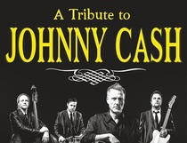 Bild: The Cashbags- A Tribute to Johnny Cash - mit US-Sänger Robert Tyson & Band