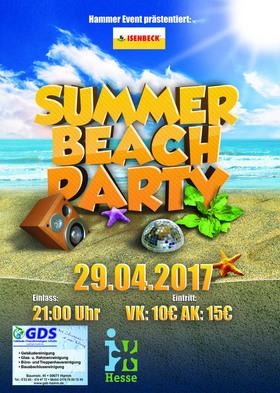 Bild: Beach Party - die größte Beach Party in Hamm