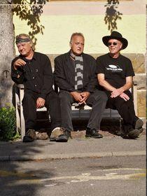 Bild: Grachmusikoff-Trio - Blues, Balladen & Fun