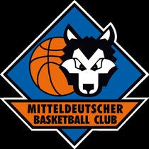 Bild: Uni Baskets Paderborn - Mitteldeutscher Basketball Club