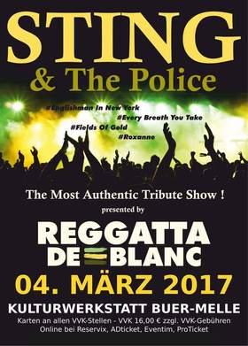 Bild: Regatta De Blanc - Regatta meets Sting