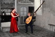 Bild: Duo La Vigna - Wege zu Bach