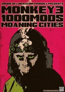Bild: Monkey3 + 1000 Mods + Moaning Cities