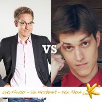 Bild: Kabarett Bundes: Liga - Benjamin Eisenberg vs. Falk