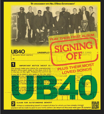 Bild: UB40 - play SIGNING OFF plus more