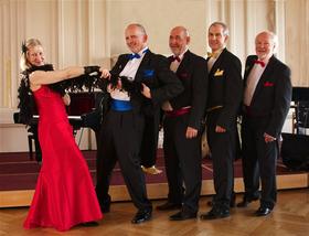 Bild: Salonorchester Ungestüm