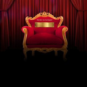 Stuhlpatenschaft - First Stage Theater - INFO HIER
