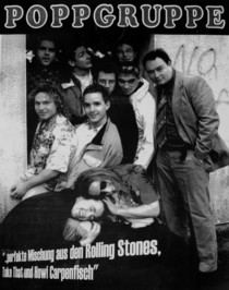 Bild: Poppgruppe - Back for Good – The Boys are Back in Town