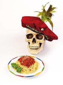 Bild: Hamlet stirbt - ...und geht danach Spaghetti essen!