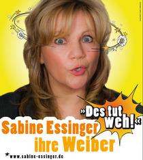 "Bild: Sabine Essinger - ""des tut weh"""