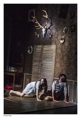 Bild: Horror - Theaterhaus T1 Stuttgart