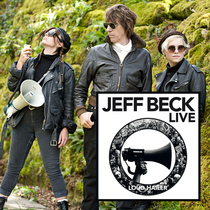 Bild: JEFF BECK - Loud Hailer