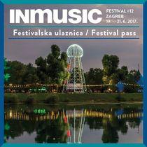 Bild: INmusic Festival 2017 - Festival Ticket