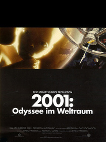 Bild: 2001: A Space Odyssey  (engl. Version with german subs) - in Anwesenheit von Produzent Jan Harlan
