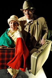 """Bild: Albrecht & Monika – """"Italien für Anfänger"""""""