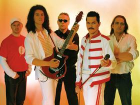 Bühne 79379 - Queen Revival Band