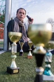 """Bild: Timo Brunke - mit dem Programm """"Weiter, schneller,... Huch!"""""""