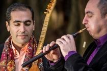 Bild: Klangkosmos Weltmusik - Vardan Hovanissian & Emre Gültekin (AM/ TR/ BE)
