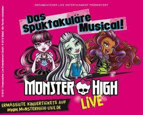 Bild: Monster High Live - Das spuktakuläre Musical