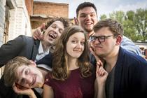 Bild: New A-cappella-Festival: HörBänd, YeoMen & Humanophones - In Kooperation mit der Ev.-Luth. Kirche