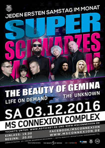 Bild: The Beauty of Gemina, Life on Demand, The Unknown