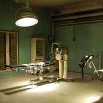 """Bild: Eintrittskarte Tour O – Operationsbunker Teichstraße - Der """"OP-Bunker"""" des ehemaligen Humboldt-Krankenhauses in Berlin-Reinicken"""