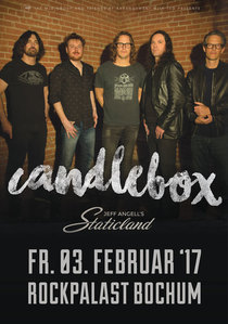 CANDLEBOX - Support: Jeff Angell