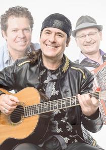 Bild: Marcel Adam mit dem Trio