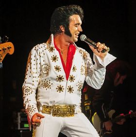 Bild: Hämmerle – Elvis trifft Elvis