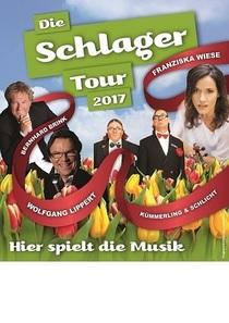 """Bild: """"Hier spielt die Musik"""" - Die Schlagertour 2017"""