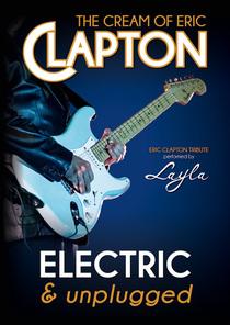 Bild: LAYLA - The Cream Of Eric Clapton - Electric & Unplugged