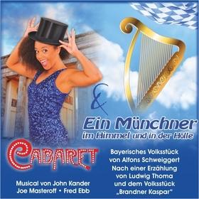 Bild: Kombiticket Cabaret & Münchner im Himmel