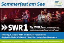 Bild: SWR1 Band Open Air - Sommerfest am See