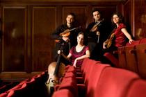 Bild: Elias String Quartet