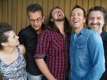 Bild: Saint Cecilia - A tribute to the Foo Fighters // Support: Room 77 (mit Ex-KSC Kicker Andi Görlitz!)