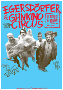 Bild: Egersdörfer & Gankino Circus - Die Rückkehr des Buckligen