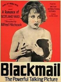Bild: Blackmail / Erpressung