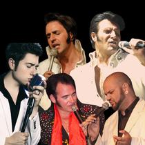 Bild: Our Tribute to Elvis -Finale
