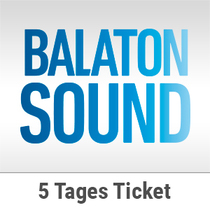 BALATON SOUND 2017 - 5 Tages Ticket