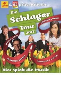 Bild: Hier spielt die Musik - Die Schlagertour 2017 - mit Wolfgang Lippert, Bernhard Brink u.a.