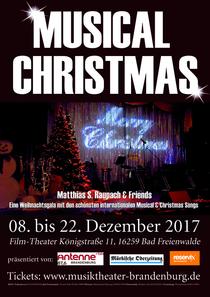 Bild: Musical Christmas 2017 - Eine Weihnachtsgala mit den schönsten Musical & Christmas Songs