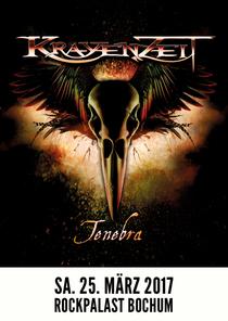KRAYENZEIT - Tenebra Tour 2017