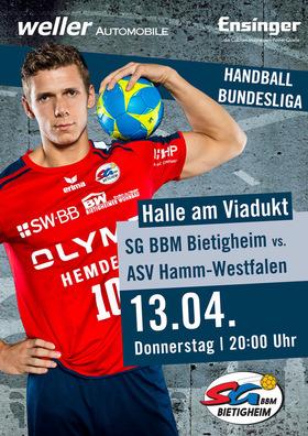 Bild: SG BBM Bietigheim vs. ASV Hamm-Westfalen