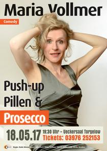Bild: Push-up, Pillen & Prosecco