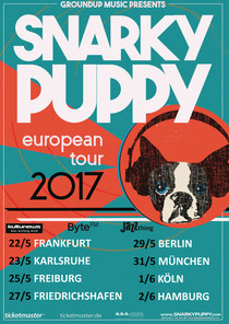 Bild: Snarky Puppy - Tour 2017