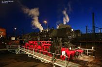 Bild: Zum 9.Dampfloktreffen nach Dresden