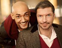 Bild: Generalprobe: Ziemlich beste Freunde: Schauspiel von Gunnar Dreßler ...