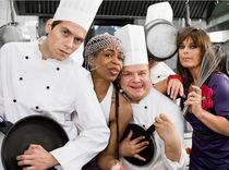 Pasta e Basta: Eine italienische Komödie von Dietmar Loeffler - Premiere