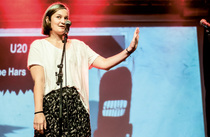 Bild: Literaturhaus Hamburg - Best-of U20 Poetry Slam II